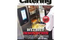 The August issue of Catering Insight leads with Welbilt's latest innovations.