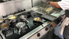 Falcon's F900 series has new induction ranges and a sous vide water bath.