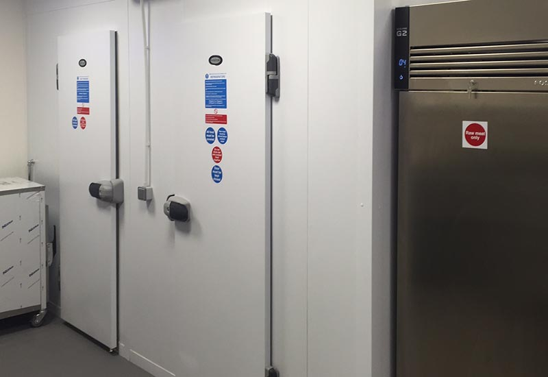 Foster says it has a wealth of coldroom knowledge with which to support dealers.