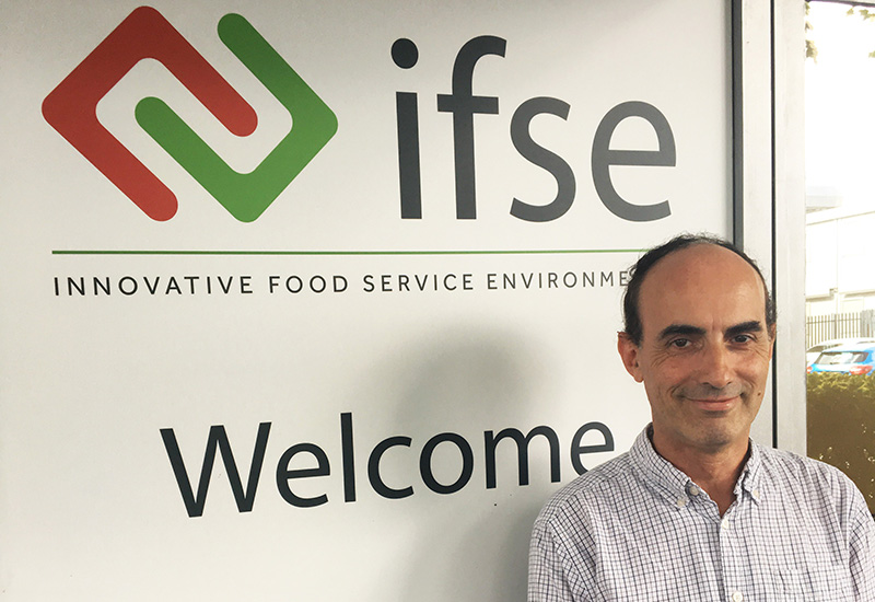 Noel Curley has joined IFSE's five-strong team of project managers.