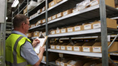 Brands 2 Hands' 200,000ft facility offers a range of warehousing and storage solutions, with every item barcoded and tracked.