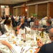 Around 70 catering equipment executives attended Cedabond's 40th anniversary celebration opening dinner.
