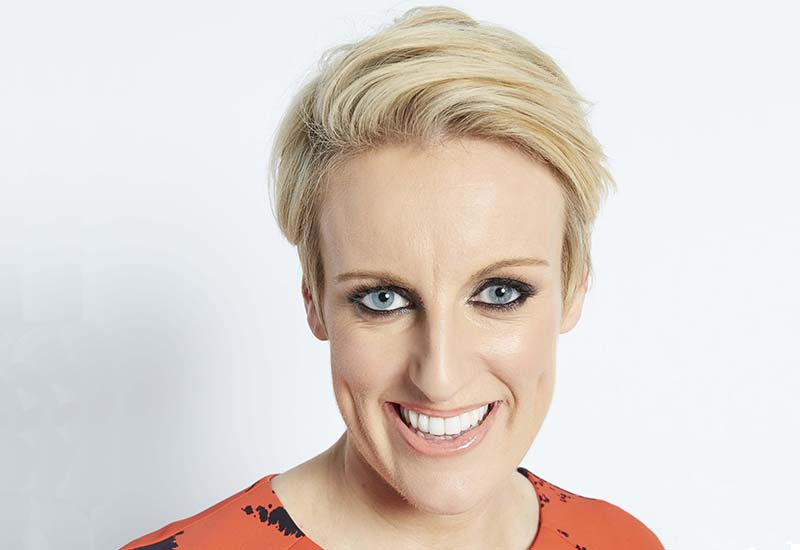 The BBC's Steph McGovern will be hosting this year's CESA Conference.