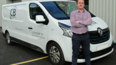 Tom Hannaby is now a director of Caerphilly-based CB Refrigeration.
