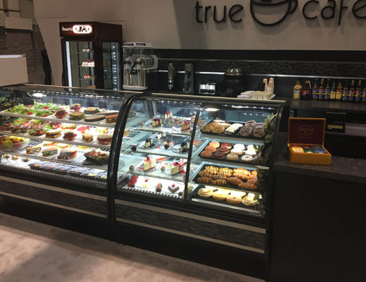 True Refrigeration will be launching chilled visual and display merchandisers at the Restaurant Show.