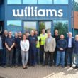 Williams Refrigeration celebrates employees long serving milestones.