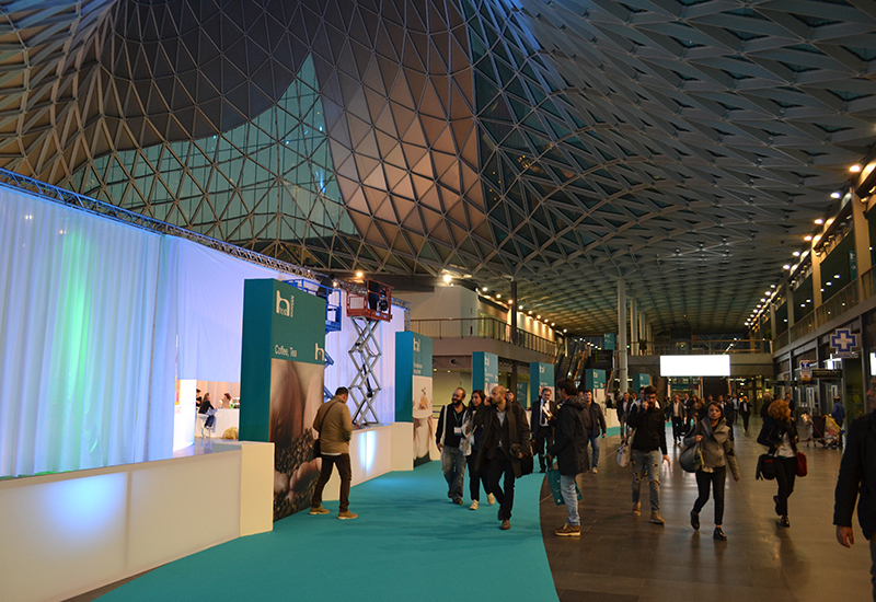 Host will take place at the Fiera Milano on 20-24 October.