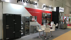 Precision's GulfHost stand showcased its Retro Refrigeration.