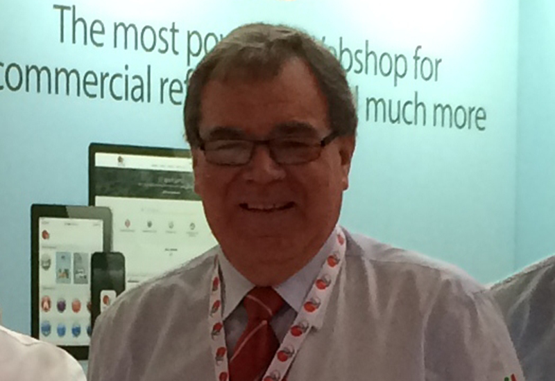 Mike Barber has retired after many years in the UK catering spare parts sector.