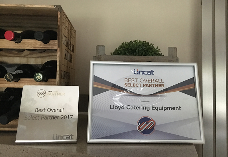 Lincat handed out its first ever Select Partner Awards last month.