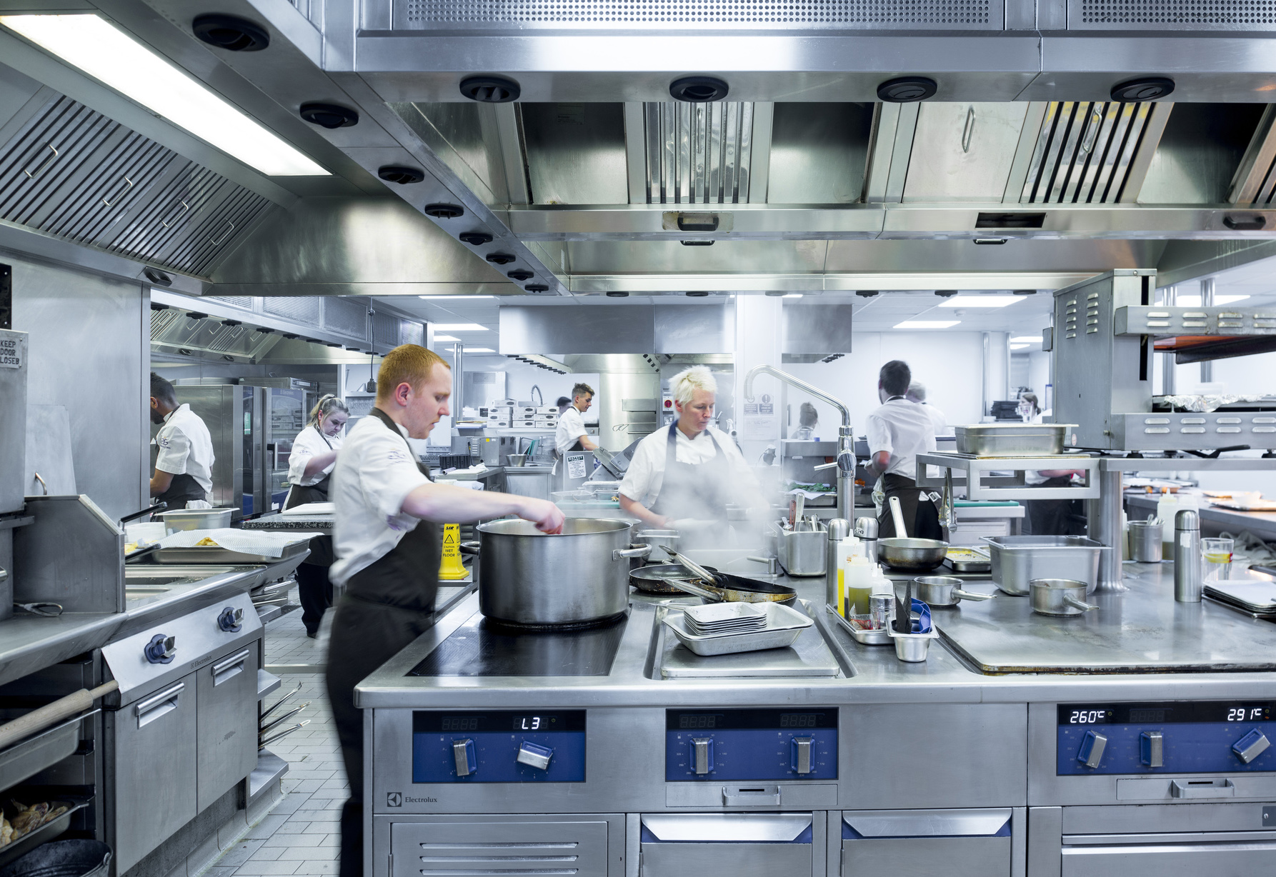 Electrolux unveiled as main kitchen sponsor for Obsession 18