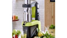 Santos Cold Press Juicer is available from Nisbets.