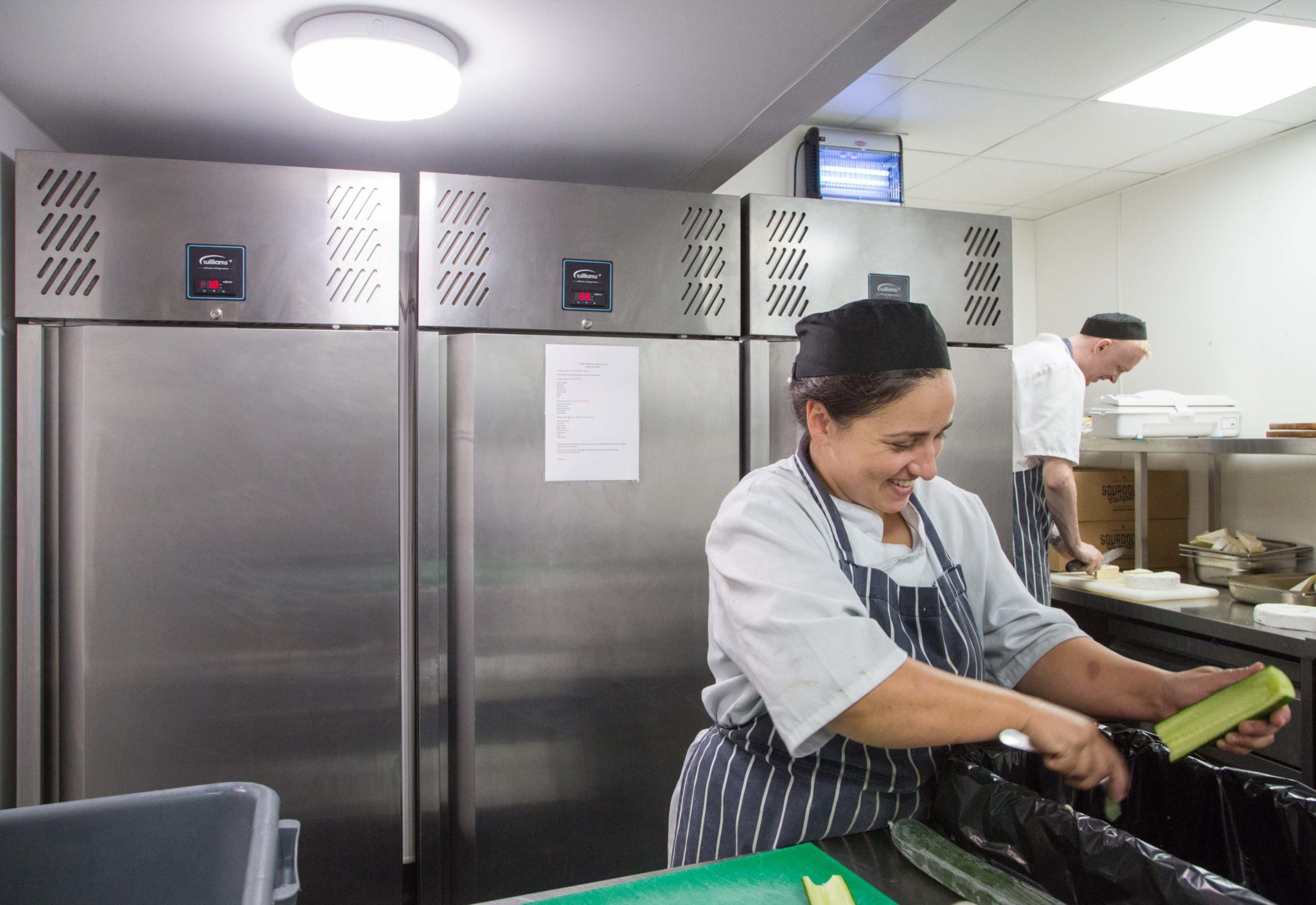 Williams-refrigeration-is-making-an-impact-at-middletons-Steak-House - Nisbets