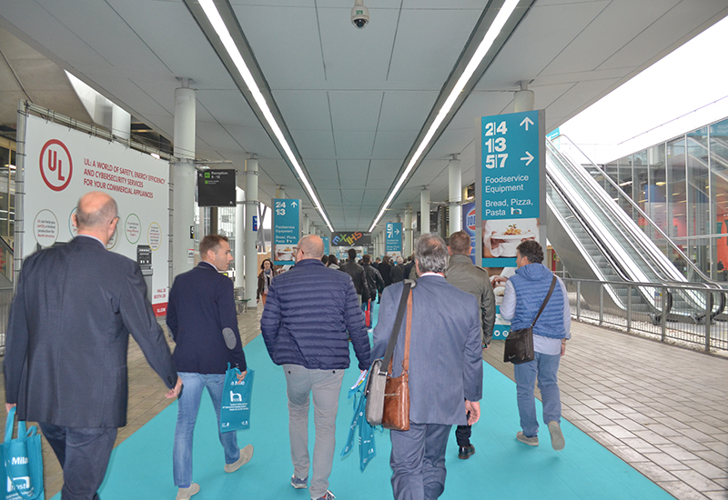 Host 2017 attracted 24.3% visitors than the 2015 edition.