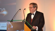 CESA patron Lord Trefgarne was honoured for his Outstanding Service to the Industry.