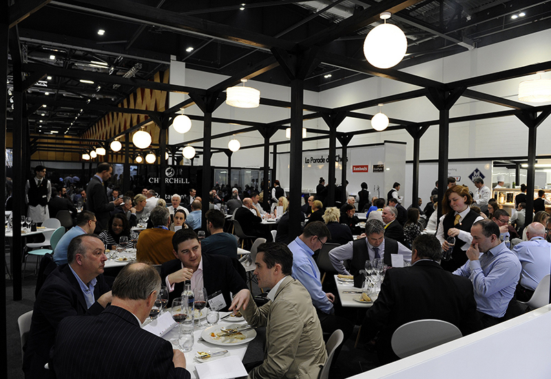 La Parade des Chefs at Hotelympia will see two chef teams preparing lunch every day of the show.
