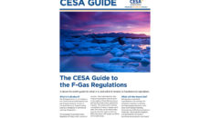 CESA recently produced a guide to the F-Gas regulations.