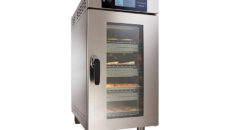 The Alto Shaam Vector multi-cook oven can feature up to four separate chambers.