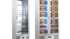 The BAR10SS and BAR20SS are part of Pentland's new range of Blizzard bottle coolers.