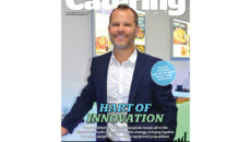 The December issue of Catering Insight leads with a profile of Bunzl Lockhart Catering Equipment.
