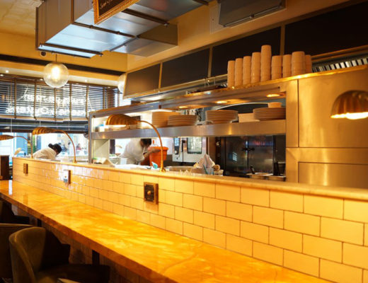 C&C designed and installed the catering facilities at the second Randall & Aubin site, in Manchester.