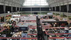 The European Pizza and Pasta Show 2018 will be held over 3 days at London's Olympia.