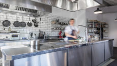 Greens Commercial Kitchens will work on the design and fit of a bespoke kitchen for Michelin-starred television chef Simon Rogan.