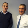 Simon Aspin (left) will become HTG Trading MD, while Martin Wood steps down from chief executive to non-executive chair.