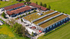 Convotherm's factory in Eglfing, Germany, has been recognised for its environmental credentials.