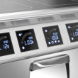 The Mareno I-Chef is a fully touch-controlled induction cooking range.