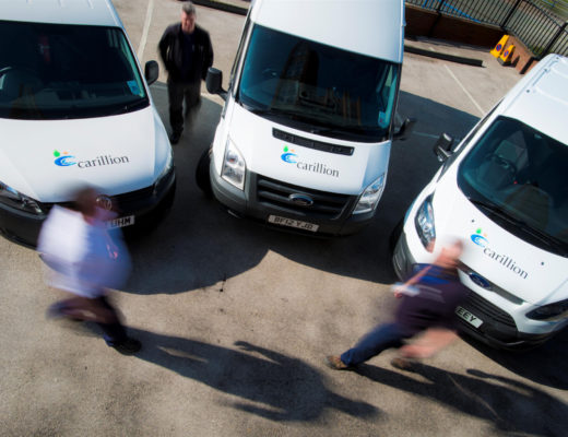 Carillion's collapse could have a knock-on effect for the catering equipment supply chain.