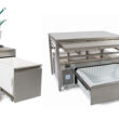 Adande's combi oven stand and fryer station will both be on its Casual Dining show stand.