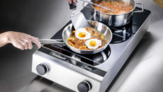 Welbilt will feature the new Garland Induction Instinct series on its Hotelympia stand.