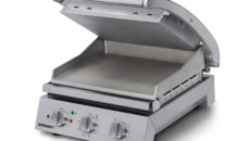 Panini grills such as this Roband grill station from Metcalfe are forecasted to grow strongly.