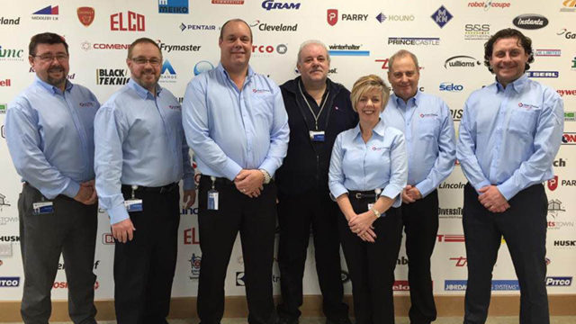 The Combico team is on hand to help new gas engineers into the UK catering equipment industry.