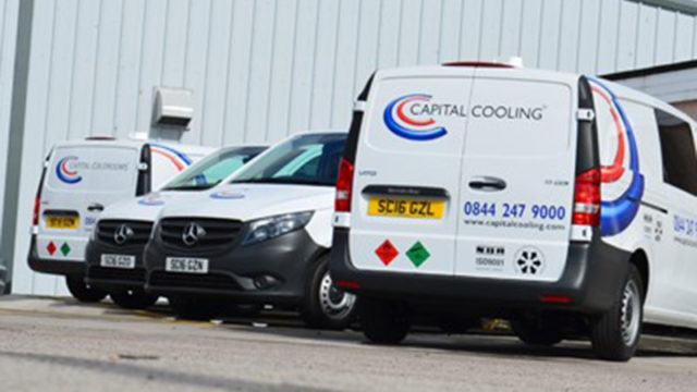 Capital Cooling's service division is closing as part of its pre-pack administration deal.