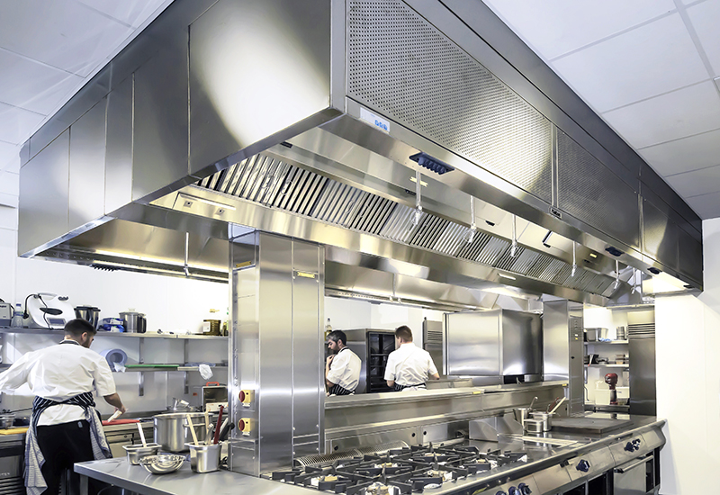 Catering Insight Ventilation A Fresh Take