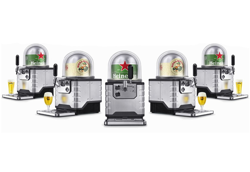 Catering Insight Countertop Beer Dispenser Receives