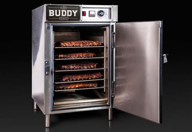 Catering Insight - Commercial BBQ Smokers creates new Buddy