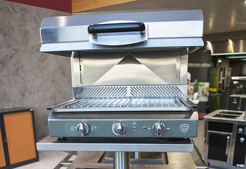 Giorik ST30 Hi Touch Rise And Fall Salamander Grill Commercial  Kitchen
